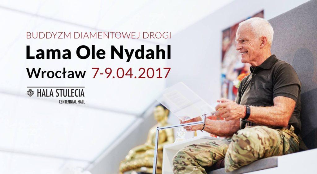 Weekendowy kurs z Lamą Ole Nydahlem